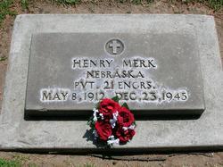 Henry Merk