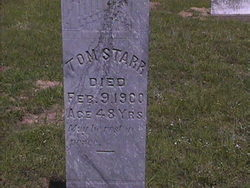 Tom Starr, Jr