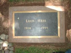 Leon Hess