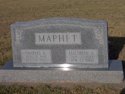 Charles Luther Maphet