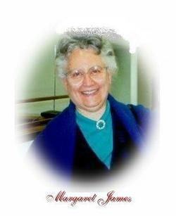 Margaret Sligh James