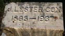 J. Lester Cox
