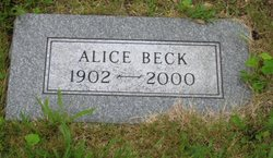 Alice Beck