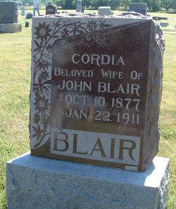 Cordia Blair