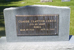 Claude Clayton Curtis