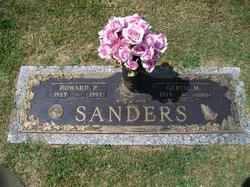 Gertie Mae <i>Belk</i> Sanders