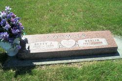 Betty J. <i>Westfall</i> Coomler