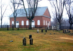 Rocky Spring Churchyard