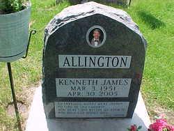Kenneth J Allington