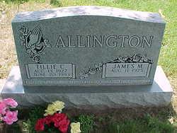 Tillie C. <i>Sawvell</i> Allington