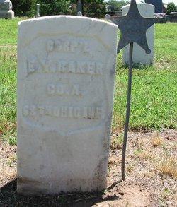 Corp Elmer Y. Baker