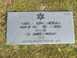 Nancy <i>Jones</i> Hogan