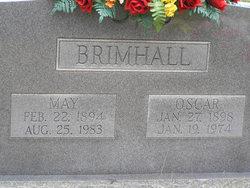 Mary Elizabeth <i>Thetford</i> Brimhall