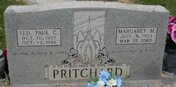Margaret Mae <i>Finch</i> Pritchard