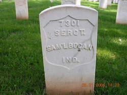 Samuel Thompson Bogan