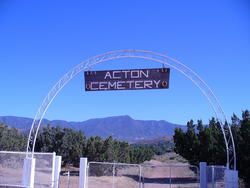 Acton Community Cemetery