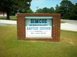 Simcoe Baptist Church Cemetery
