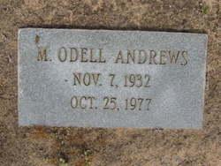 M Odell Andrews