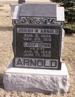 Lucy <i>Conn</i> Arnold
