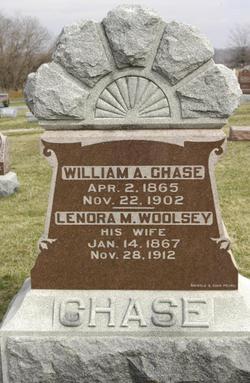 Lenora M. Nora <i>Woolsey</i> Chase