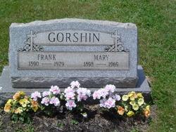 Mary Gorshin