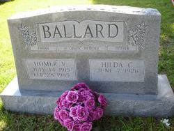 Homer V. Ballard