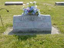 Clemon Beals Lambertson