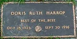 Doris Ruth <i>Taylor</i> Harrop
