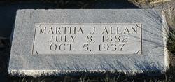 Martha Jane <i>Black</i> Allan