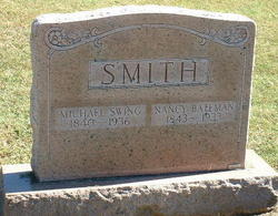 Nancy <i>Bateman</i> Smith