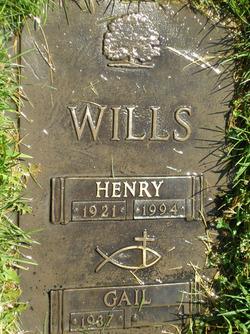 Henry Wills