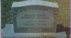 Mildred <i>Smyers</i> Chandler