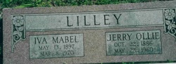 Jerry Oliver Ollie Lilley