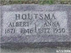 Anna <i>Wibben</i> Houtsma