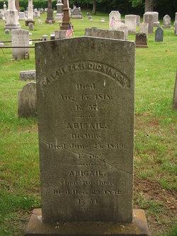 Abigail <i>Belding</i> Dickinson