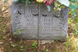 Shirley B. <i>Garland</i> Lane