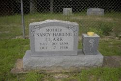 Nancy Elizabeth <i>Harding</i> Clark