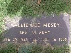 Wallie Lee Mesey