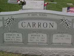 Emmett W. Carron