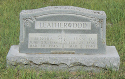 Jesse David Leatherwood