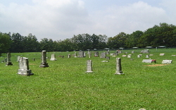 Cemetery at Jumping Branch