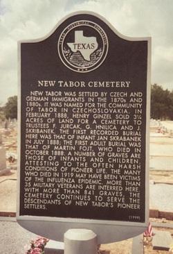 New Tabor Cemetery