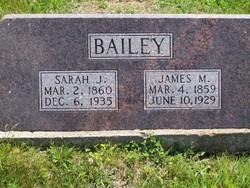 Sarah Jane <i>Mikel</i> Bailey