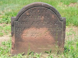 Deacon Jonathan Hunt