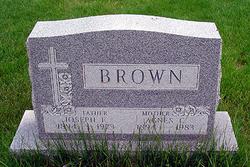 Agnes <i>Boucher</i> Brown