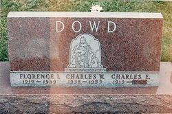 Florence Irene <i>Brown</i> Dowd