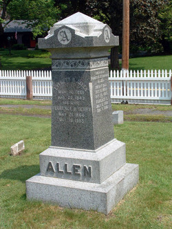 Florence B. <i>Terry</i> Allen