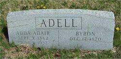 Adda <i>Adair</i> Adell