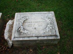 Annie B <i>Smith</i> Fonda