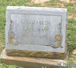 C. Elizabeth Galloway